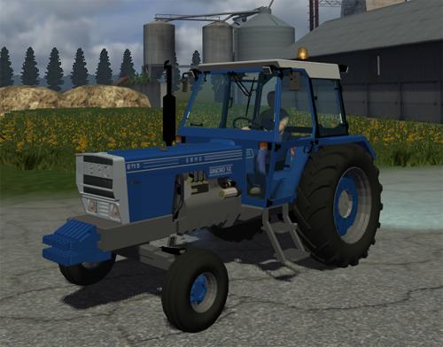 Juegos para ordenador de tractores