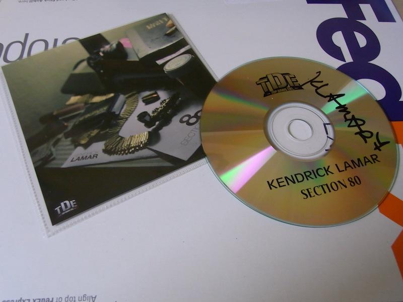 LP - Kendrick Lamar - Section 80 (02.07.2011)   Seite 6 ...